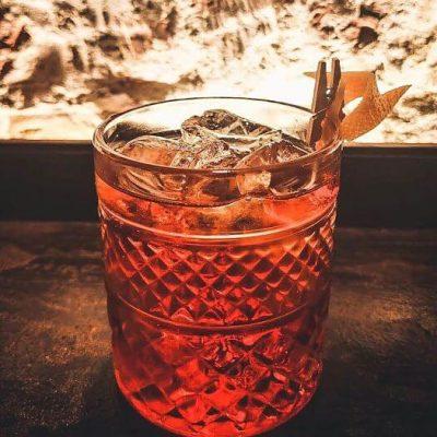 negroni long drink del vicolo